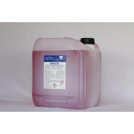 Seracid vízkő- és rozsdaoldó koncentrátum - 20l
