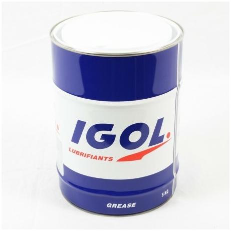 Igol Rallye Grease kenőzsír - 5 kg